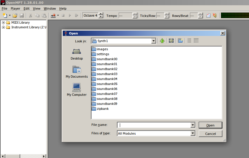 0001181: New file picker not remembering last acessed